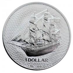 Bounty 2020 - 1 uncja - srebrna moneta bulionowa