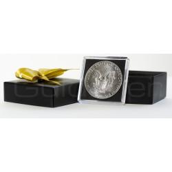 1-uncjowa moneta Amerykański Orzeł wydana w Stanach Zjednoczonych w 2021 roku. Monety w stanie menniczym.