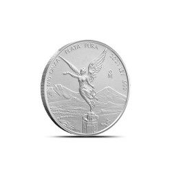 Libertad 2021 - 0,1 uncji - srebrna moneta bulionowa
