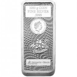 Bounty - 1kg - sztabka srebra