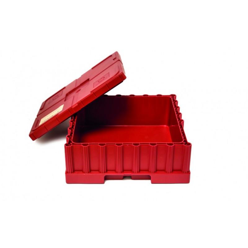 Oryginalny pusty Masterbox Austrian Mint, pomieści 25 tub typu Wiener Philharmoniker