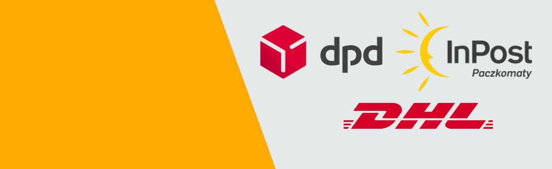 Darmowa wysyłka dla zamówień o wartości powyżej 1000 zł niezależnie od formy dostawy! DPD DHL Paczkomaty InPost